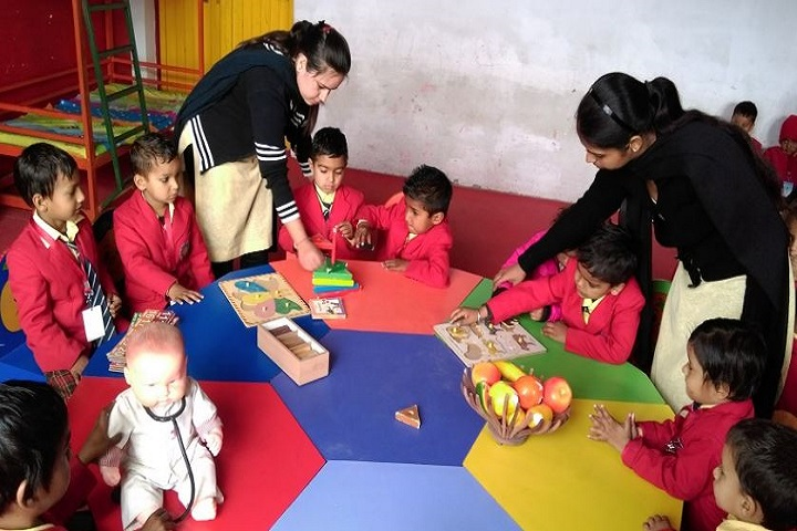 N M Convent Public School-Kids