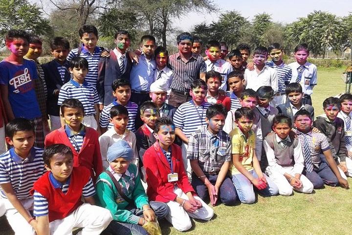 N M Convent Public School-Students