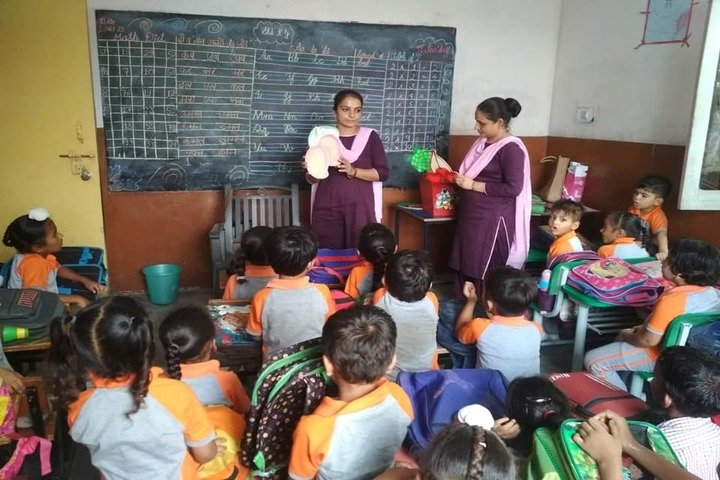 Nachiketan Model Senior Secondary School-Class Room
