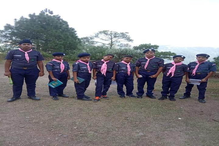 Nachiketan Model Senior Secondary School-Scouts And Guides