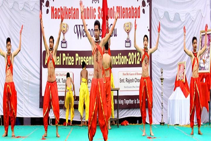 Nachiketan Public School-Dance