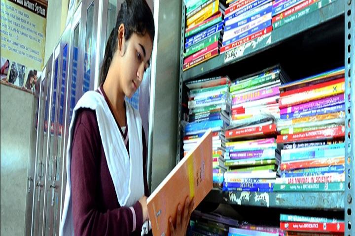 Nachiketan Public School-Library