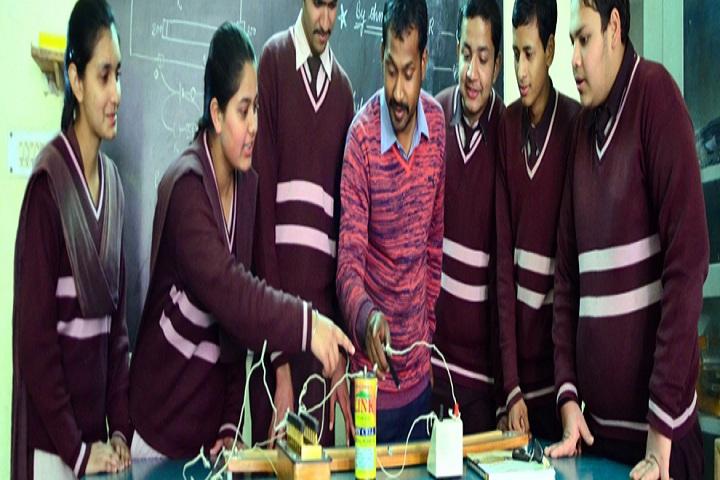 Nachiketan Public School-Science-Lab