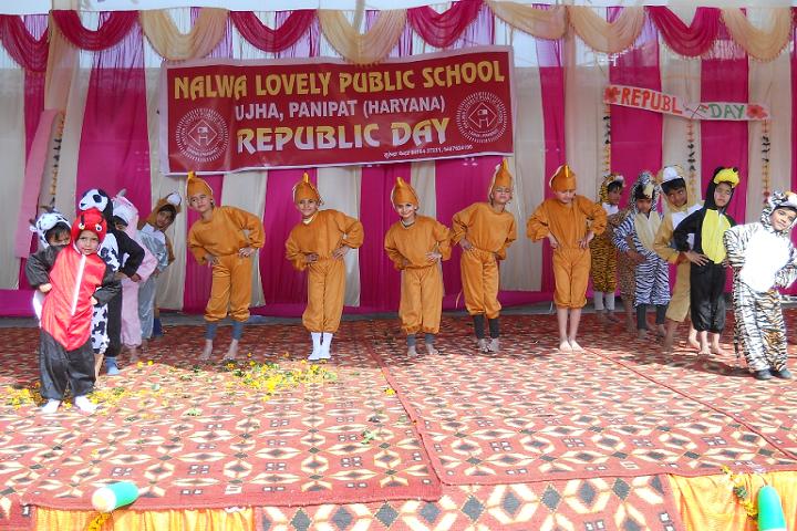 Nalwa Lovely Public School-Dance