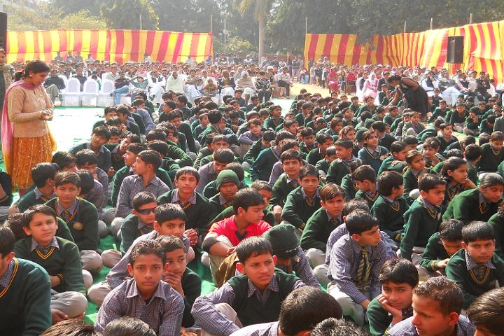 Nalwa Lovely Public School-Gatherings
