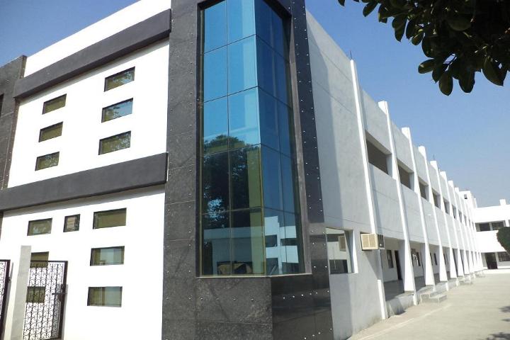 Nalwa Lovely Public School - School View -2
