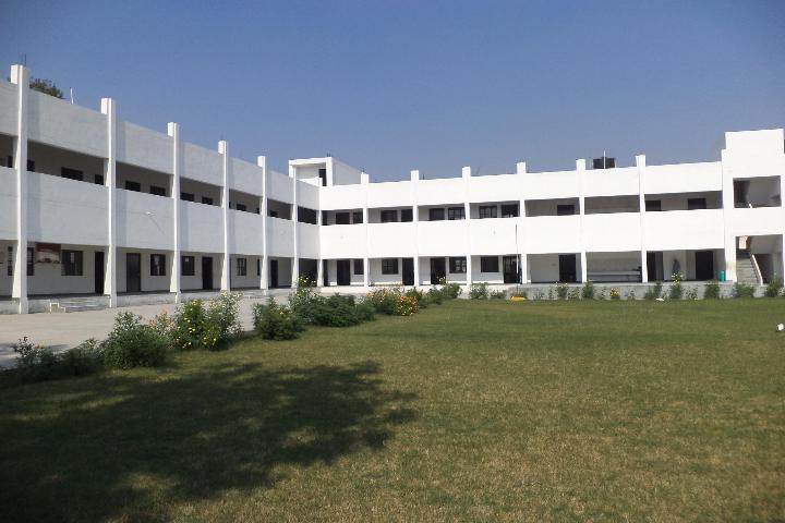 Nalwa Lovely Public School - School View -1
