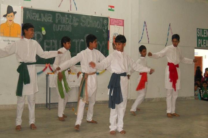 Nalwa Lovely Public School-Group Dance