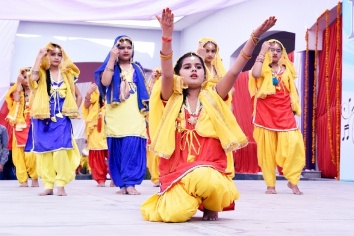 NMC School - Cultural Program