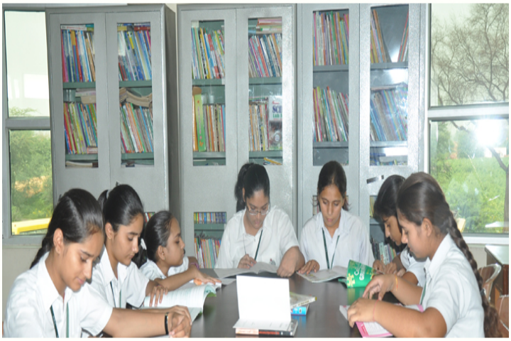 NMC School - Library