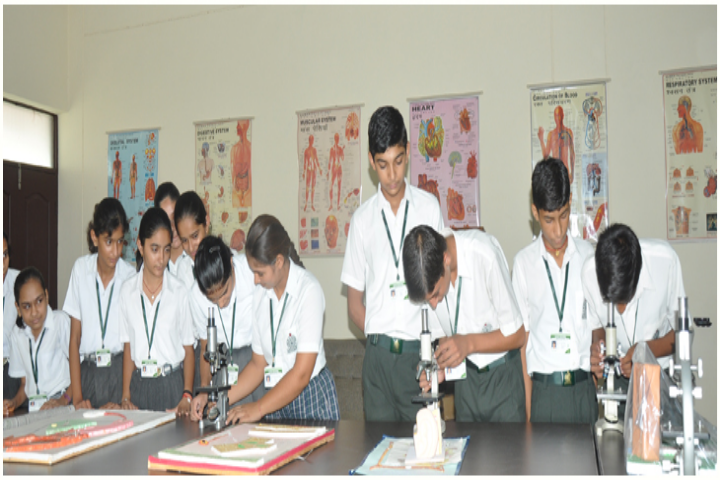 NMC School - Science Lab Facilities