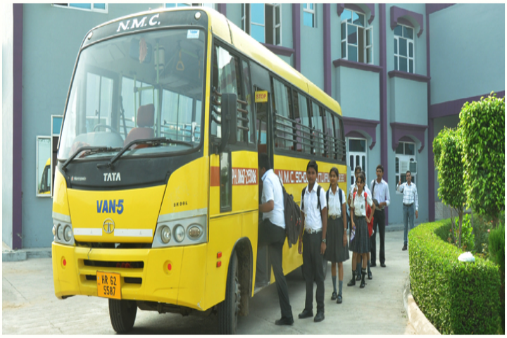 NMC School - Transport Facilities