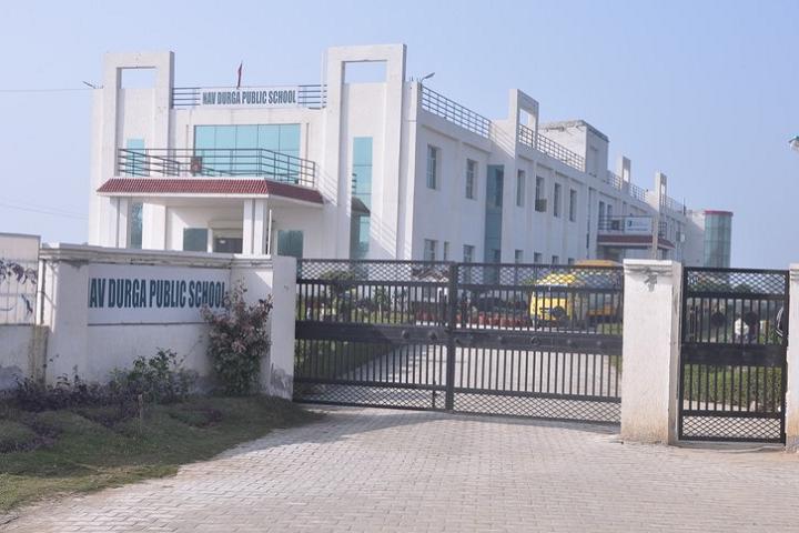 Nav Durga Public School-Campus-Entrance