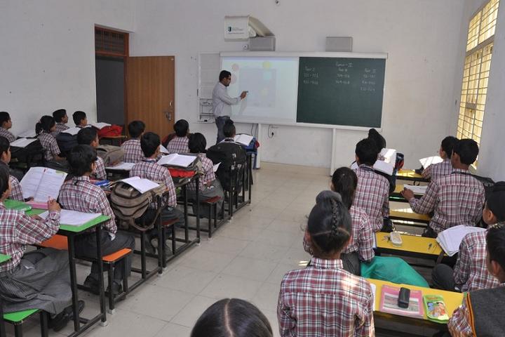 Nav Durga Public School-Classroom