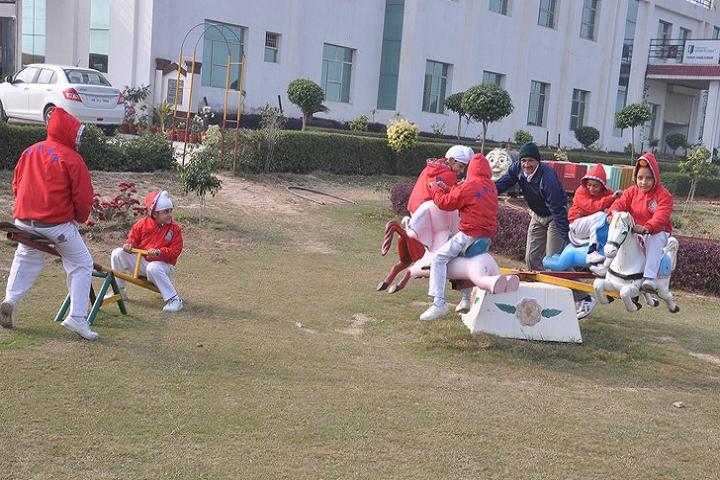 Nav Durga Public School-Fun Time