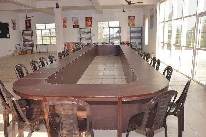 Nav Durga Public School-Library