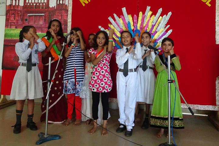 Nav Durga Public School-Singing