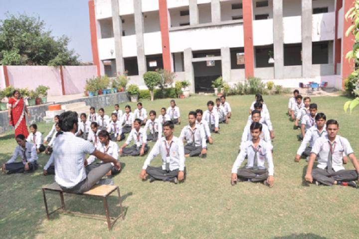 Navodya Vidya Niketan Senior Secondary School-Meditation
