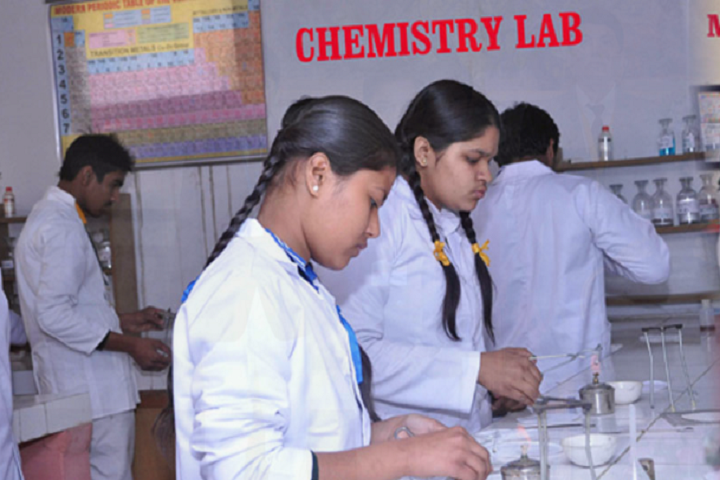 Navyug Senior Secondary School-Chemistry Lab