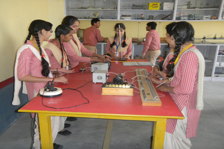 Navyug Senior Secondary School-Lab