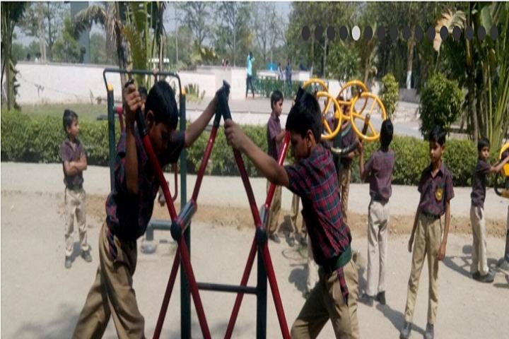 New Delhi Public School-Games