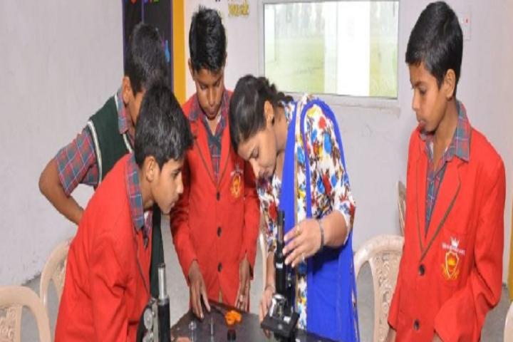 New Delhi Public School-Lab