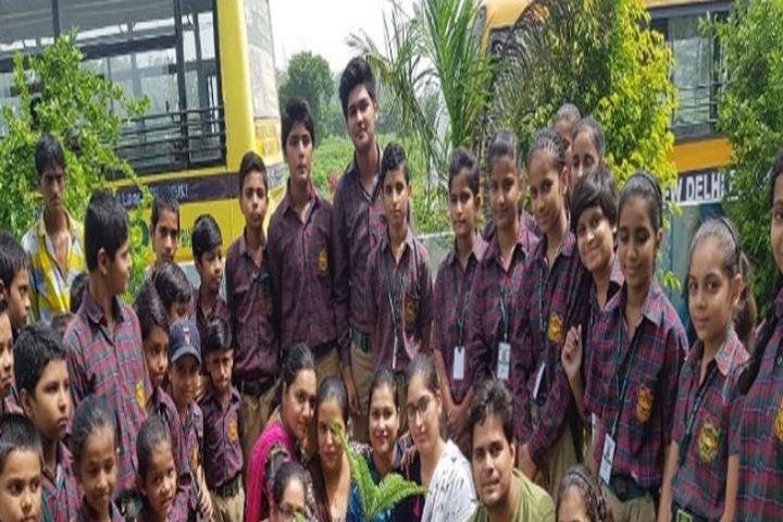 New Delhi Public School-Education Tour