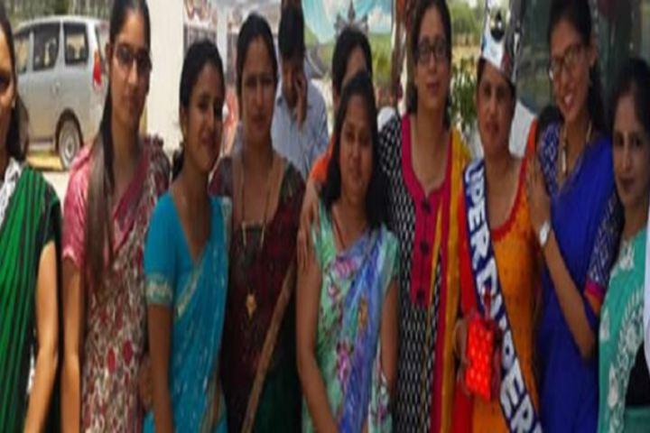 New Delhi Public School-Mothers Day