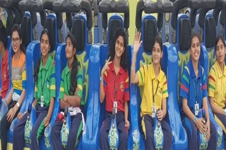 New Delhi Public School-Visit to Amuzement Park