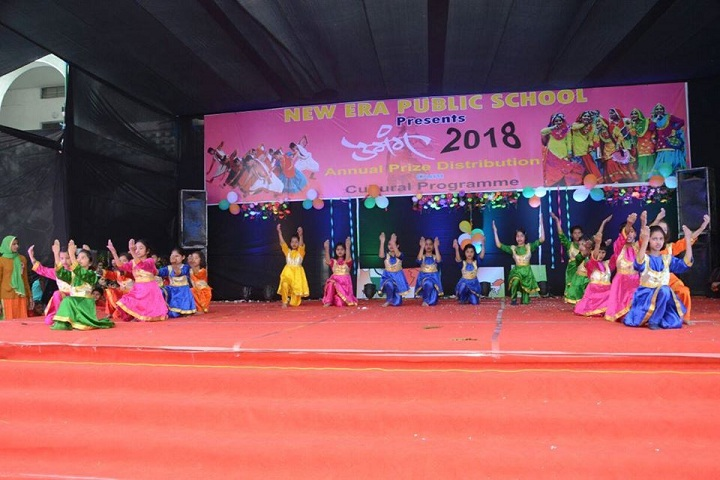 New Era Public Senior Secondary School-Annual Day