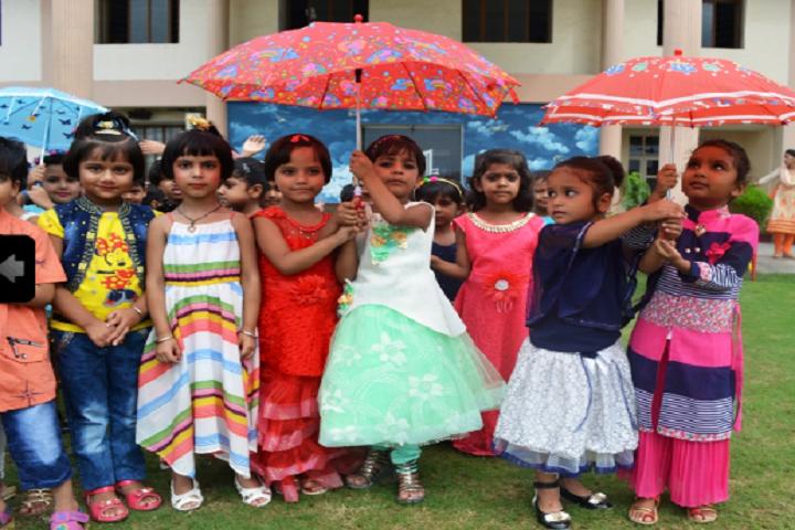 New Happy Public School-Activity