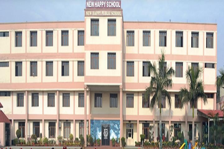 New Happy Public School-Campus