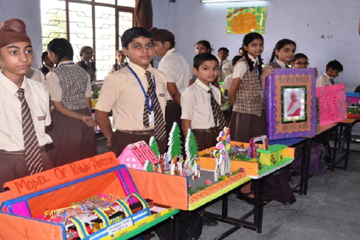New Happy Public School-Exhibition
