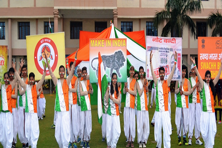 New Happy Public School-Swachh Bharat Mission