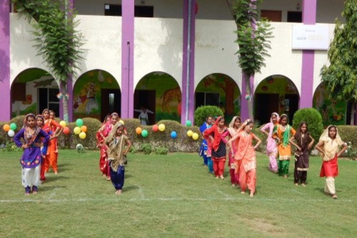 New Kashi Public School-Independence Day