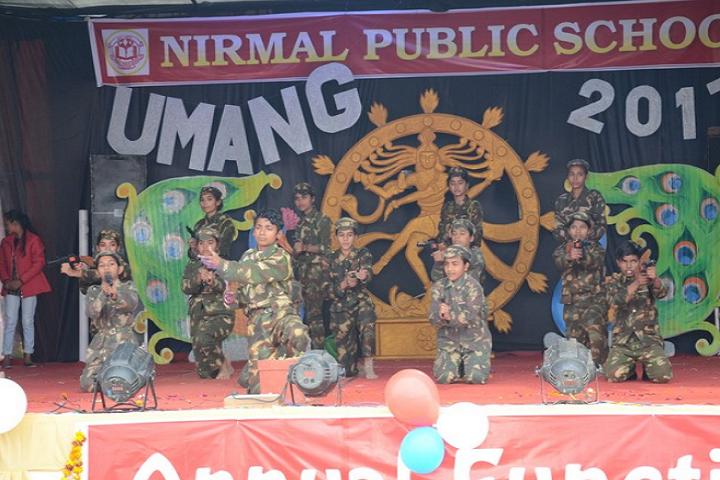 Nirmal Public School-Annual Day