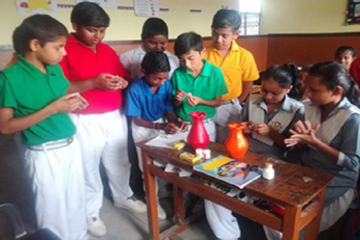 Nirmal Public School-Art And Craft