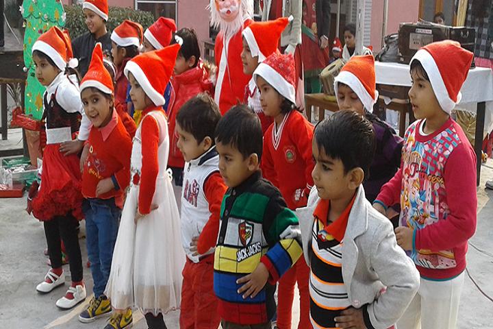 Nirmal Public School-Christmas Celebration