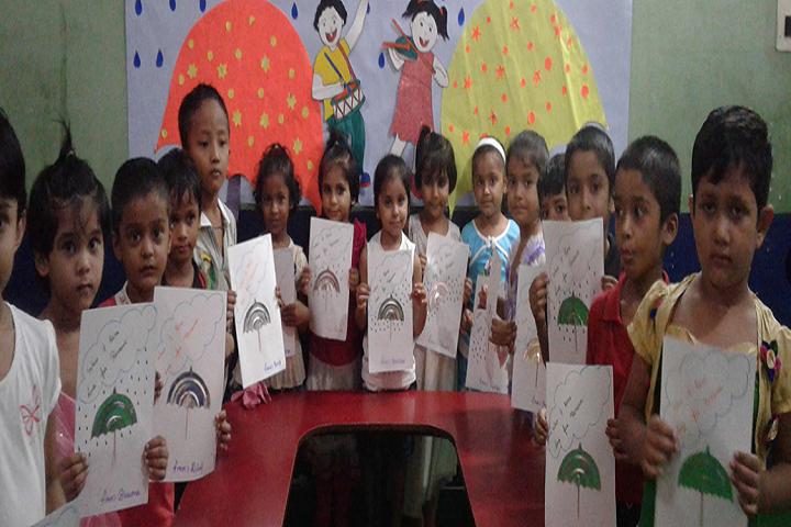 Nirmal Public School-Drawing Class