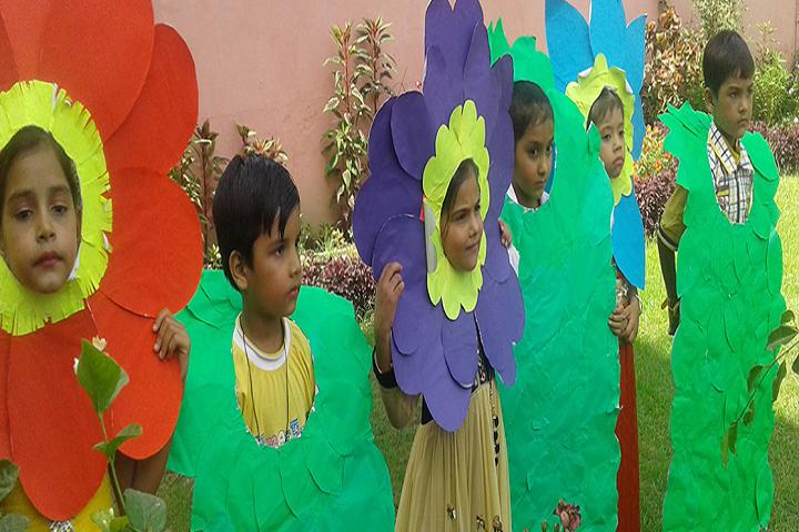 Nirmal Public School-Fancy Dress