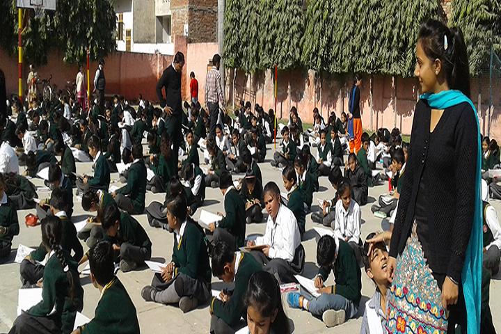 Nirmal Public School-Ground