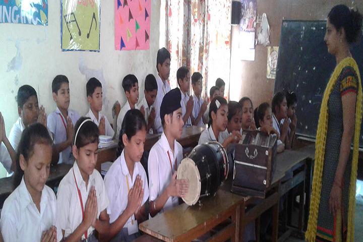Nirmal Public School-Music