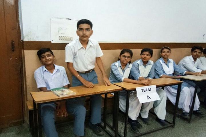Nirmal Public School-Quiz