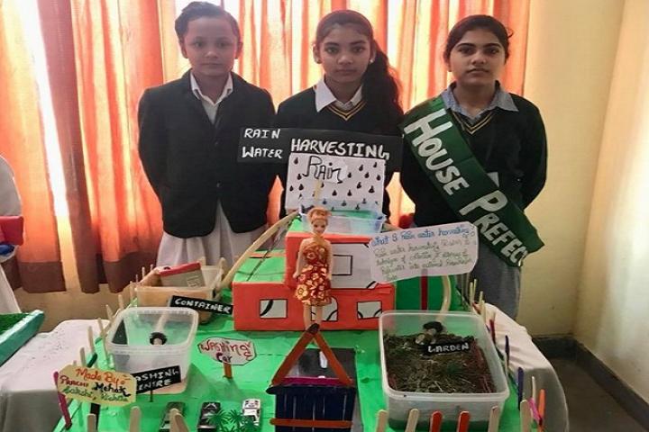 Nirmal Public School-Science Exhibition