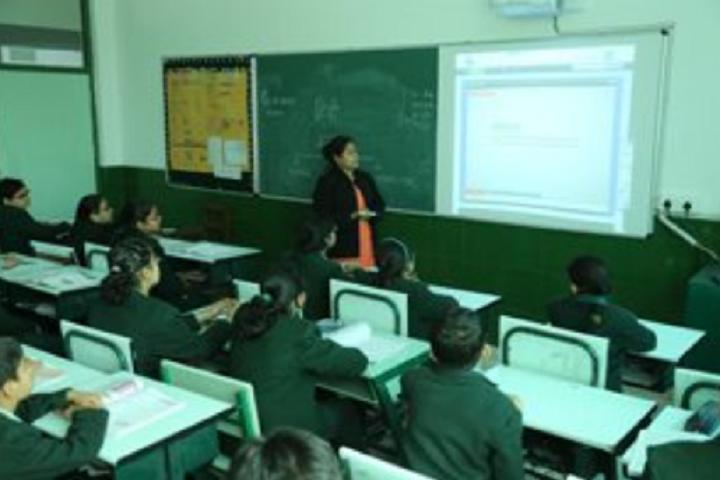 Nirmal Public School-Smart Class