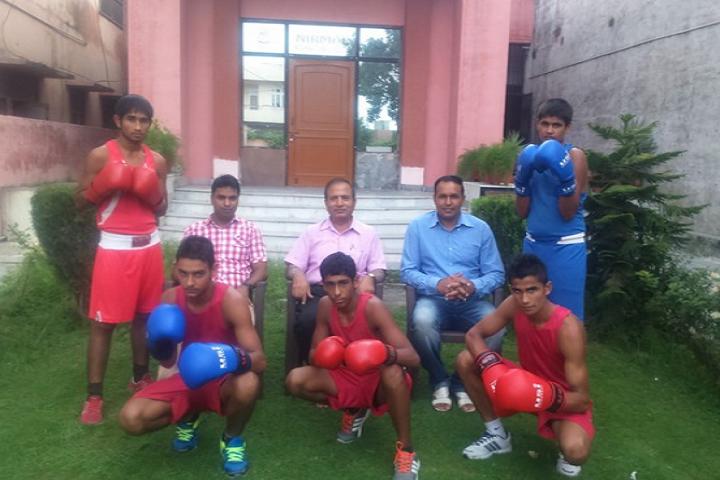 Nirmal Public School-Sports