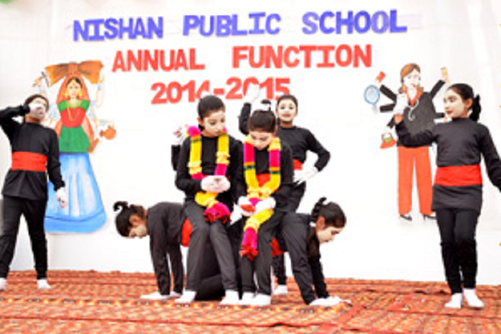 Nishan Public School-Annual Function