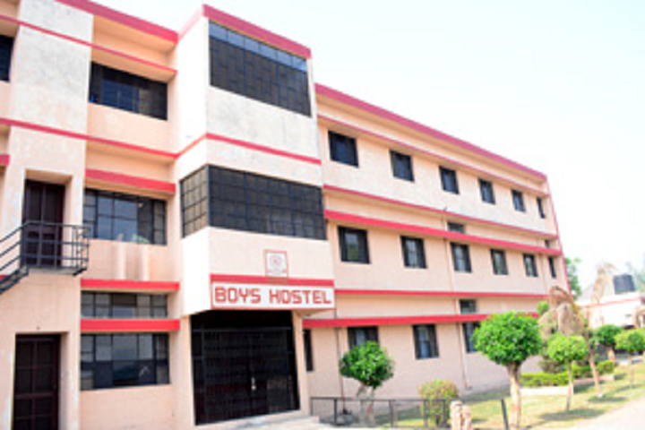 Nishan Public School-Boys Hostel
