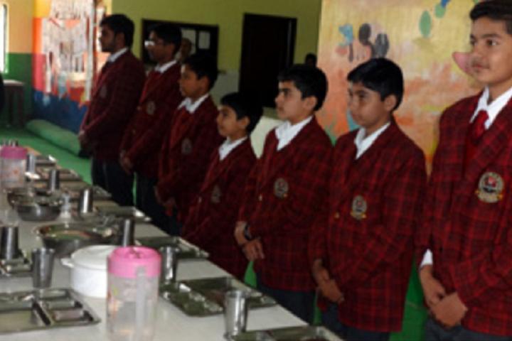 Nishan Public School-Hostel Facility