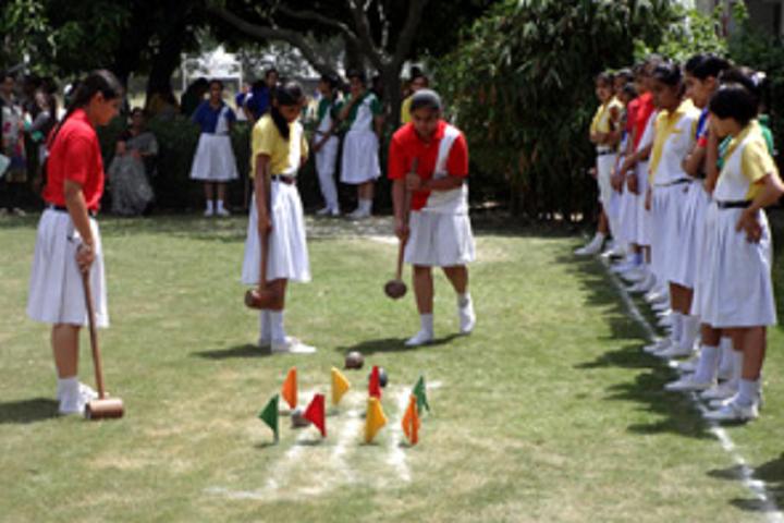 Nishan Public School-Sports